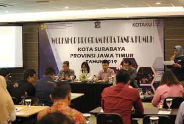 Pemkot Targetkan Surabaya Zero Kawasan Kumuh