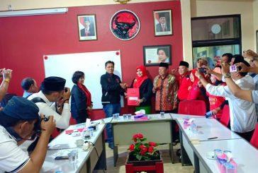 Kembalikan Form Daftar Cawali Surabaya 2020, Ning Lia Serukan Nawa Tirta