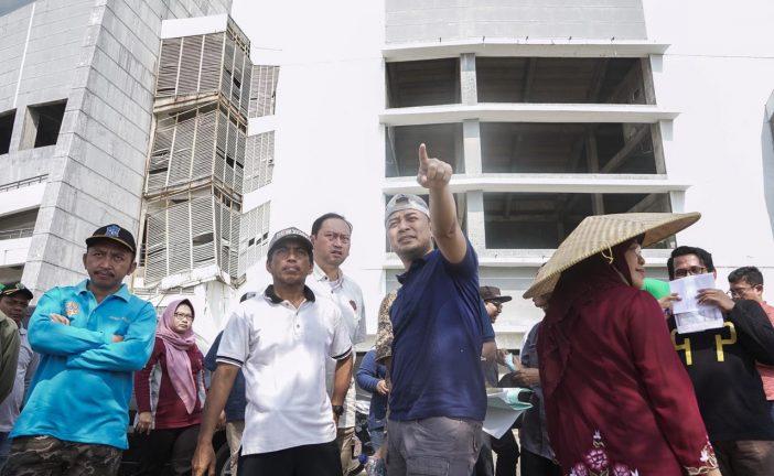 Penuhi Standar FIFA, Pemkot Surabaya Rehab Lima Lapangan dan Akses Jalan Menuju GBT