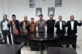 NPHD Pilkada 2020 Disetujui, KPU – Bawaslu Surabaya Jumpa Pers Di Bakesbangpol