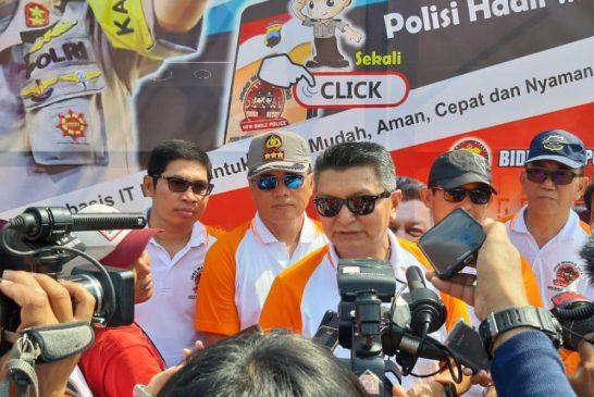 Polda Jawa Tengah Resmi Luncurkan Aplikasi Jogo Wargo Jogo Negoro