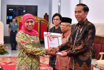 """Jawa Timur Siap Maju Bersama Perpres 80/2019. Gubernur : """"Inilah Respon Cepat Pemerintah RI Untuk Jatim. Siap !"""""""