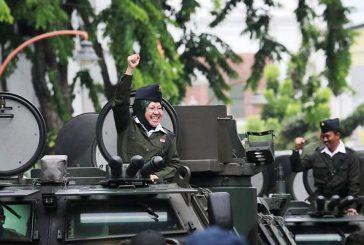 Ribuan Peserta Ambil Bagian Dalam Parade Soerabaja Djoeang 2019, Demi 'Wira Bangsa'