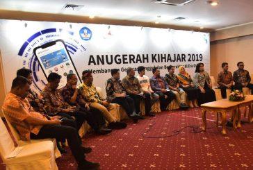 ANUGERAH KIHAJAR 2019 Kategori Utama, Kembali Diraih Surabaya