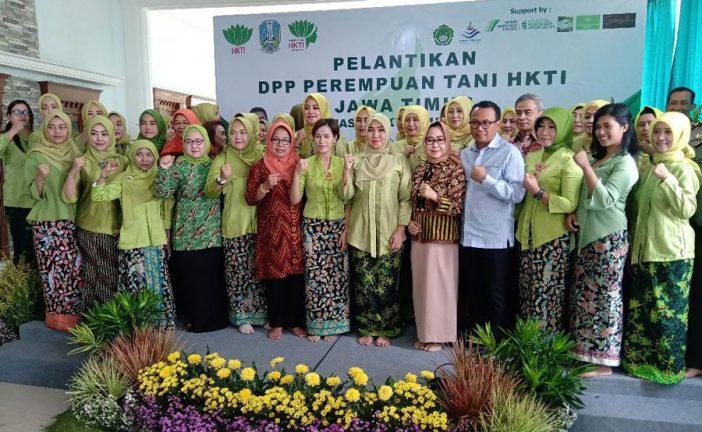 """Gubernur : """"DPP Perempuan Tani HKTI Jatim Agar Pahami Nawa Bhakti ke 6."""""""