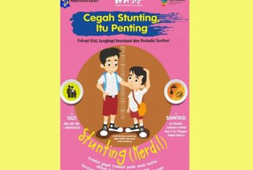 Pemkot Surabaya Gelar Kampanye Percepatan Pencegahan Anak Stunting
