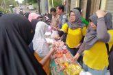 Dinas Perdagangan Surabaya Terus Gelar Operasi Pasar, Menjelang Natal dan Tahun Baru