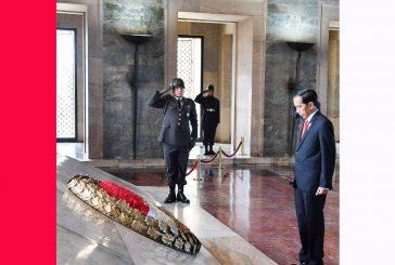 Kunjungan Presiden Jokowi Ke Ankara – Turki