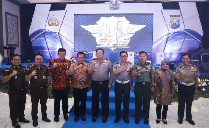 Surabaya Resmi Terapkan E-Tilang Mulai Hari Ini