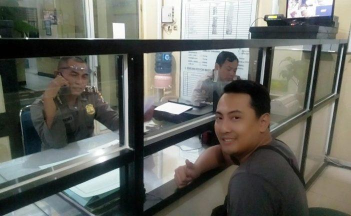Nyaris Dibobol Lewat WA, Relawan Ning Lia Lapor Ke Polisi
