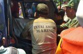 Tim SAR Yontaifib 2 Marinir Berhasil Temukan 1 Siswa SMP Korban Tenggelam di Kali Pucang Sidoarjo.