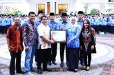 "Times Indonesia Anugerahi Gubernur Khofifah, ""Tokoh Perempuan Jawa Timur 2019"""