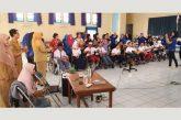 Pemkot Sediakan Aksesibilitas Literasi Bagi Anak – Anak YPAC Surabaya