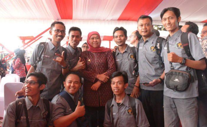Melalui HPN 2020 Banjarbaru, Gubernur Khofifah Ajak Masyarakat Perangi Hoax