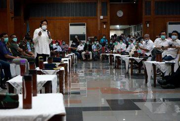 Wali Kota Risma Minta Berbagai Stakeholder Buat Protokol Pencegahan Covid-19