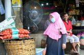 Cegah Covid-19, Pasar Keputran Pasang Kipas Angin Semprot Disinfektan