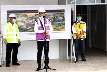 Presiden Jokowi : RS Darurat Di Pulau Galang Dioperasikan Senin Depan