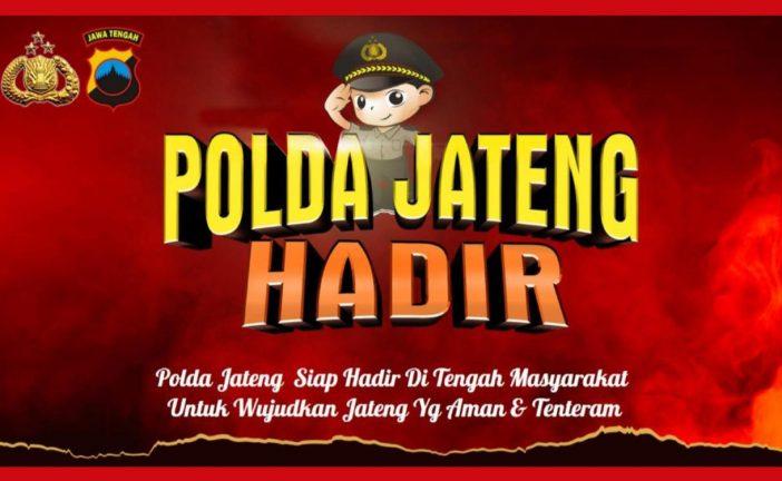 Commander Wish Kapolda Jateng Irjen Pol. Drs. Ahmad Luthfi, S.H., S.St., M.K
