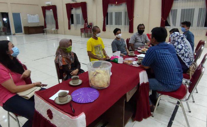 Himpunan Masyarakat Inklusi Kota Semarang, Kecamatan Candisari, Mendukung PKM, Cegah Penularan Covid-19