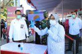 Pemkot Surabaya & BIN Jelajahi Pojok Suroboyo Untuk Rapid dan Swab Test Massal