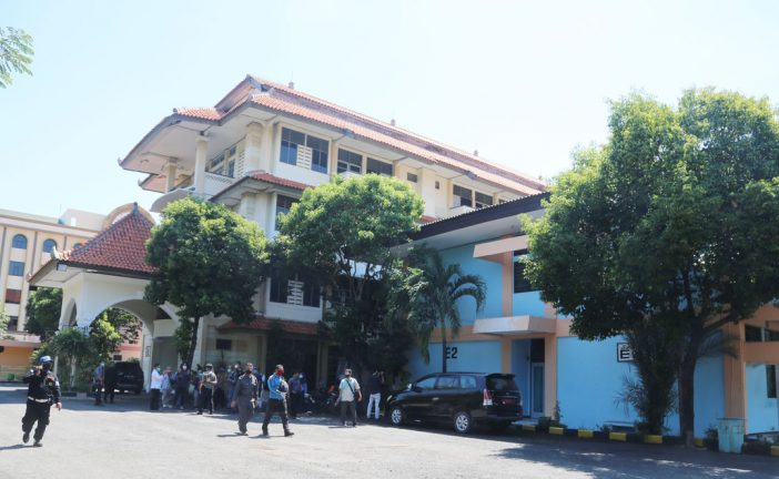Tambah Ruang Isolasi Hingga Asrama Observasi,Bukti Kerja Keras Pemkot Surabaya Tekan Covid-19