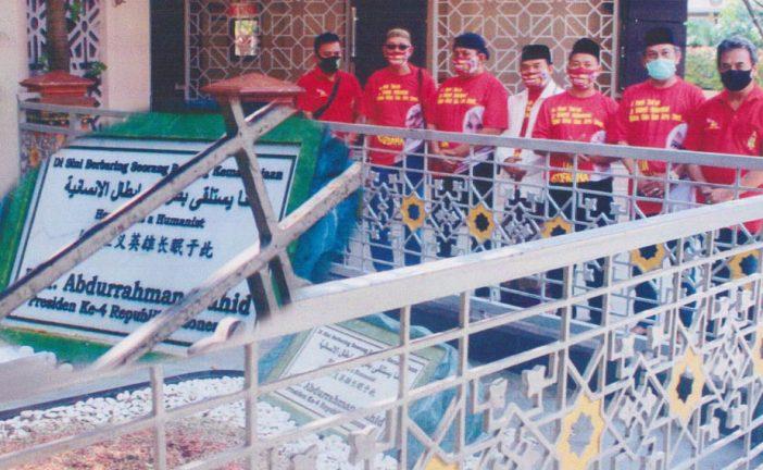 Safari Religi Perjuangan Relawan Ning Lia, Bekal Menuju Pilkada Surabaya 2020