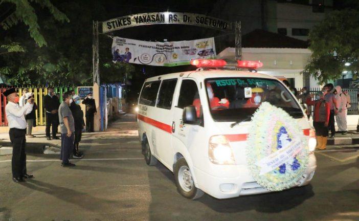 "Kepala Bappeda Rudy Ermawan Yulianto Wafat. Sekdaprov Heru : ""Selamat Jalan Saudaraku…"""