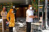 Hari Pertama Pembukaan KBS, Pengunjung Patuhi Protokol Kesehatan