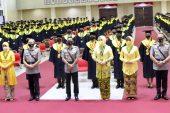 Kapolri Jenderal Polisi Idham Azis Pimpin Wisuda 293 Taruna Akpol