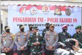Alumni Akabri '89 Bagikan 10 Ribu Paket Sembako di Surakarta