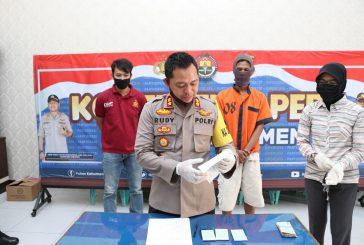 Warga Resah, Penjual Togel Dilaporkan Polisi