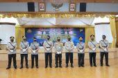 Kapolda Lantik 7 Pejabat Utama Polda Jateng dan 2 Kapolres