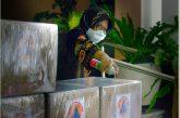 Dapat Bantuan dari BNPB, Pemkot Surabaya Maksimalkan Pemeriksaan Covid-19 di Labkesda