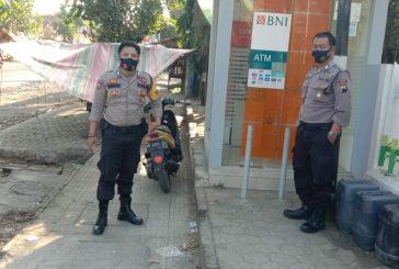 Jajaran Polres Blora Intensif Patroli Gerai ATM Saat Long Week End