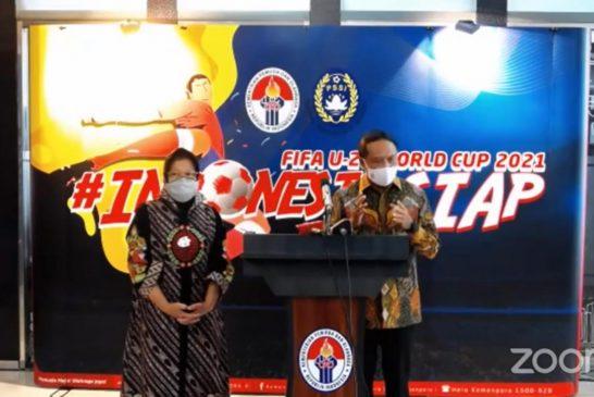 "Menpora : ""Kesiapan Surabaya Tuan Rumah Piala Dunia U20 2021, Tak Diragukan !"""