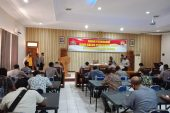 79 Anggota Polres Blora Ikuti Tes Psikologi Pemegang Senpi