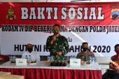 Aster Kasdam IV/Diponegoro Himbau Warga Selalu Terapkan Protokol Kesehatan
