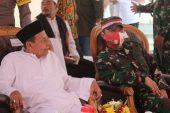 Kodim 0702/Purbalingga Prakarsai Silaturahmi Kebinekaan Dengan Watimpres Habib Luthfi binAli binYahya