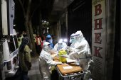 Semakin Intensif, Pemkot Surabaya Gencarkan Razia Protokol Kesehatan Siang – Malam