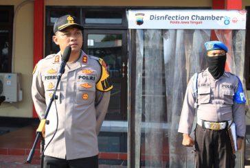 Kapolres Blora Tegaskan Anggota Polri Harus Netral Di Pilkada 2020