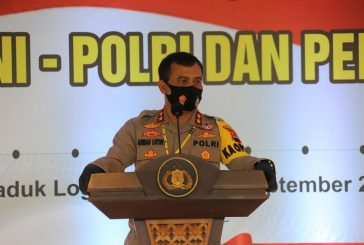 Semarang – Solo Jadi Preoritas Pengamanan Pilkada Serentak 2020, di Jawa Tengah