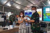 Suport RSDL Kogabwilhan Indrapura, Dr Lala Cantiq Sumbang Proem-1 Dan Masker N95