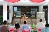 Modin di Surabaya Dibantu Baju Hazmat, Masker dan Sarung Tangan oleh Wali Kota Risma