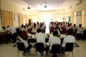 "Pelaksanaan IPDIMP ""Integrated Participatori Development and Management of Irrigation Program"" di Kabupaten Jombang."