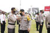 Jelang Pilkada Serentak, Polda Jateng Pastikan Personil Pengamanan Dalam Kondisi Sehat